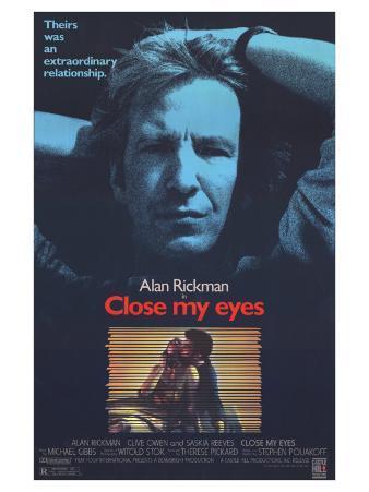 Close My Eyes, 1991
