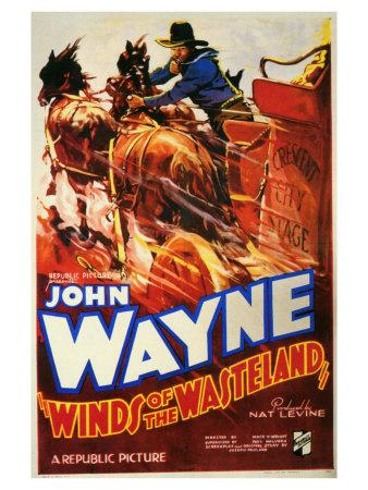 Winds of the Wasteland, 1936