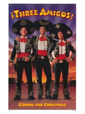 The Three Amigos, 1986