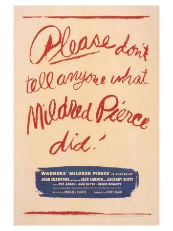Mildred Pierce, 1945