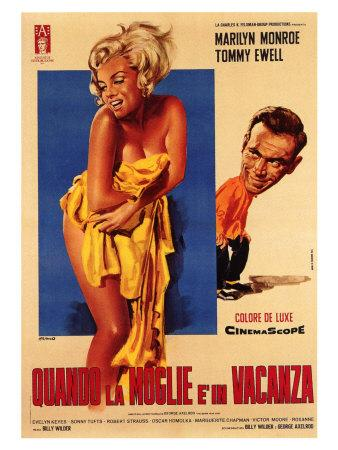 The Seven Year Itch, 1955