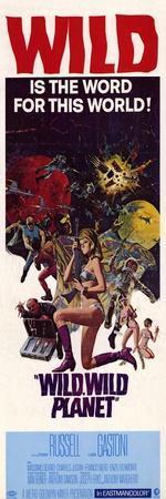 Wild Wild Planet, 1967
