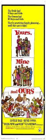 Yours, Mine and Ours, 1968