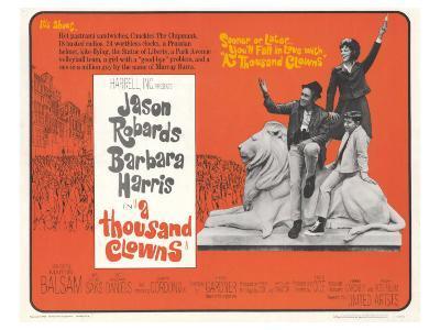 A Thousand Clowns, 1966