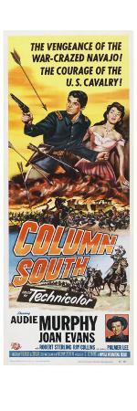 Column South, 1953
