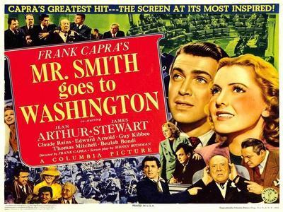 Frank Capra's Mr. Smith Goes to Washington, 1939