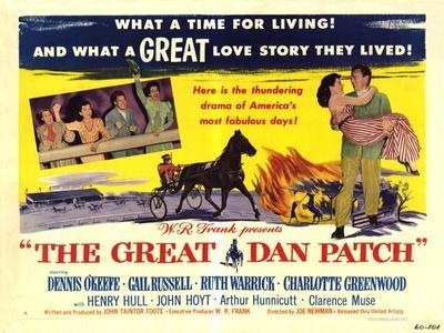 The Great Dan Patch, 1960