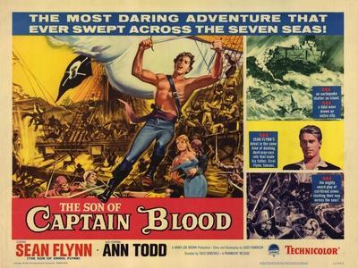 The Son of Captain Blood, 1963