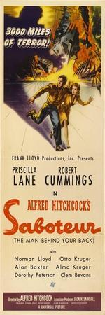 Saboteur, 1942
