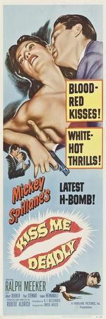 Kiss Me Deadly, 1955