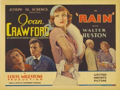 Rain, 1932