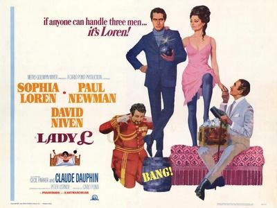 Lady L, 1966