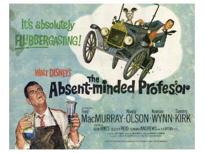 The Absent Minded Professor, 1967