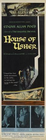 House of Usher, 1960