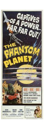 The Phantom Planet, 1962