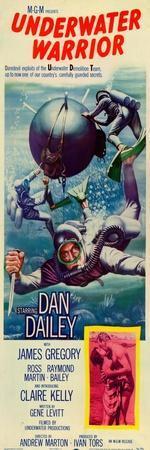 The Underwater Warrior, 1958