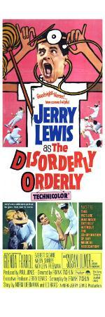 The Disorderly Orderly, 1965