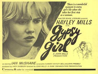 Gypsy Girl, 1966