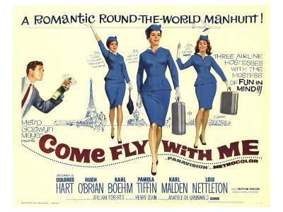 Come Fly With Me, 1963