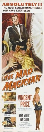 The Mad Magician, 1954