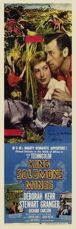 King Solomon's Mines, 1950
