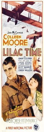 Lilac Time, 1928