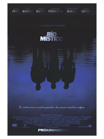 Mystic River, Italian Movie Poster, 2003
