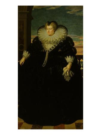 Maria dei Medici, Queen of France