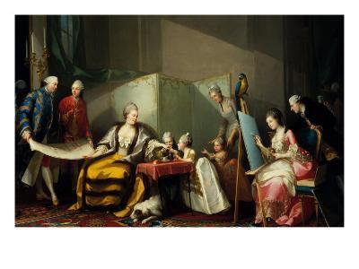 Portrait of the Duke's Family