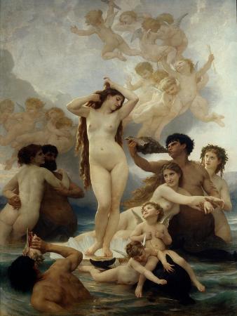 Birth of Venus, 1879