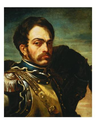 Portrait of a Carabineer