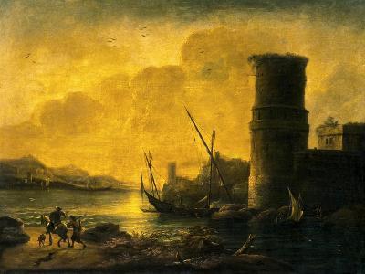Bay at Sunset, 1549