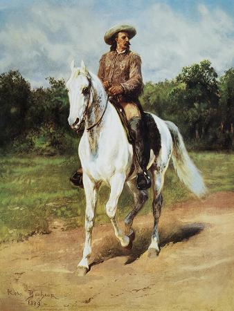 Col. Wm. F. Cody (Buffalo Bill)