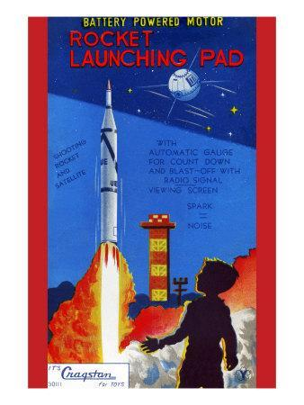 Rocket Launching Pad