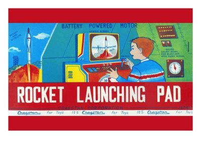 Rocket Launching Pad
