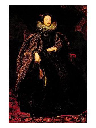 Portrait of Marchesa Balbi