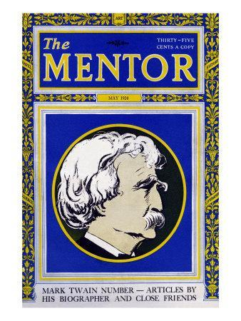 The Mentor - Mark Twain
