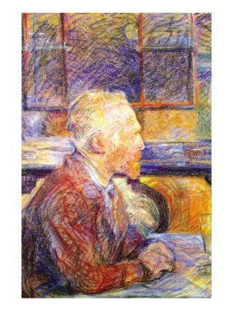 Portrait of Van Gogh