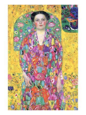 Portrait of Eugenia (M?) Primavesi