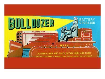 Robotrac Bulldozer