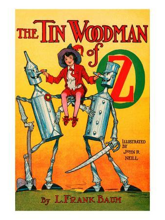 Thetin Woodsman of Oz