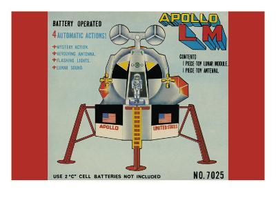 Apollo L-M (Lunar Module)