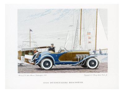 1936 Duesenberg Roadster