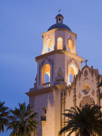 St. Augustine Cathedral, Tucson, Arizona, United States of America, North America