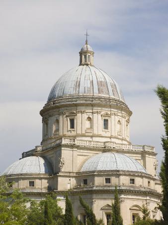 Church of Santa Maria Della Consolazione, Todi, Umbria, Italy, Europe
