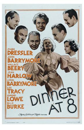 Dinner at Eight, 1933
