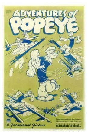Adventures of Popeye, 1935