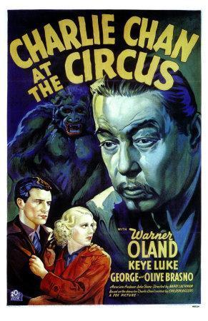 Charlie Chan At The Circus, 1936
