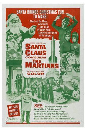 Santa Claus Conquers the Martians, 1964