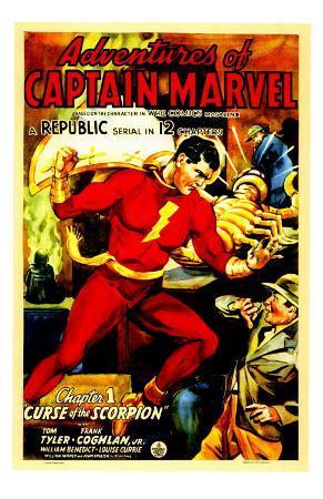 Adventures of Captain Marvel, 1941